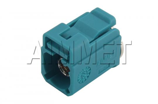 FAKRAaimmet®_FAKRA SMB ST. F. CONNECTOR (Z CODE) WITH WATERPROOF CAP - 3699NTG00Z1