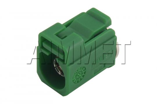 FAKRAaimmet®_FAKRA SMB ST. F. CONNECTOR (E CODE) WITH WATERPROOF CAP - 3699NTG00E1