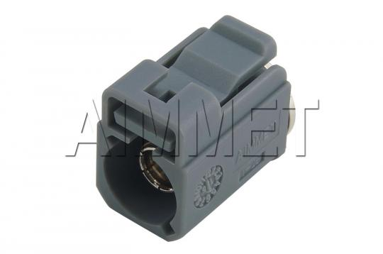 FAKRAaimmet®_FAKRA SMB ST. F. CONNECTOR (G CODE) WITH WATERPROOF CAP - 3699NTG00G1