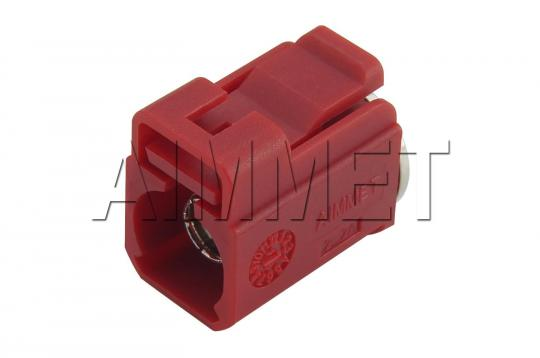 FAKRAaimmet®_FAKRA SMB ST. F. CONNECTOR (L CODE) WITH WATERPROOF CAP - 3699NTG00L1